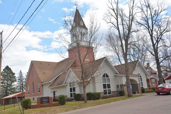 Bethlehem Lutheran, Askov, Minnesota.