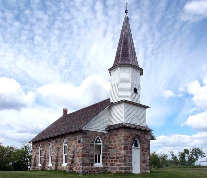 Swedish Zion Lutheran Church, Souris, ND